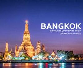 Singapore Bangkok Malaysia