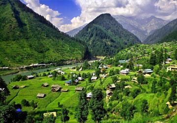 Kashmir with Leh Holidays